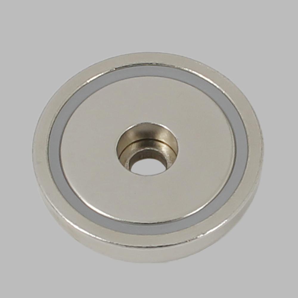China Pot Magnet Round Base Round Base Magnet Pot Magnetic