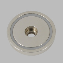 Holding force 63 KG Round Base Magnets