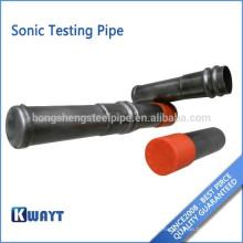 Amplamente utilizado tubo de teste sônico para uae