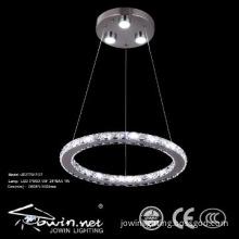 Elegant Modern Crystal Lamp Led Ceiling Lighting  Round Lighting