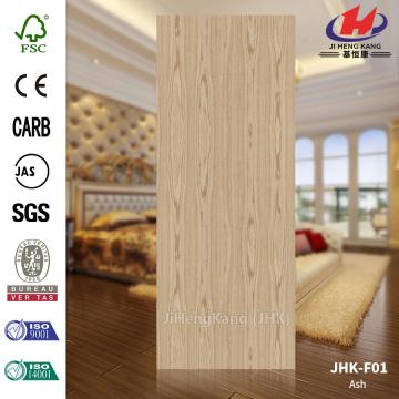 Ash Flush Solid Wooden Door Skin