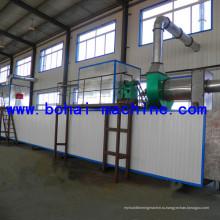 Сушильная линия Бохай для производства стальных барабанов
