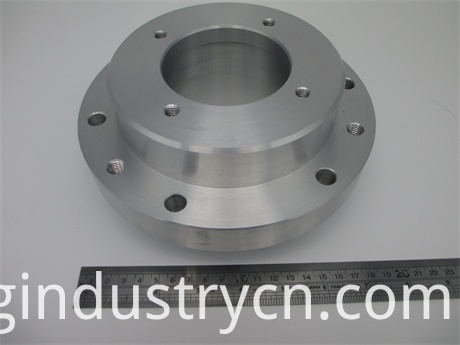 CNC Machined Precision Anodized Aluminum 1