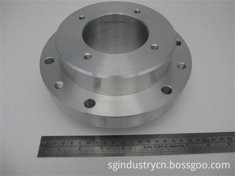 CNC Machined Precision Anodized Aluminum 1
