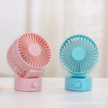 Ultra Quiet Mini Desk Fan with USB Power