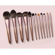12 Pieces Grapelet Makeup Brush Set Hot