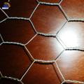 Rede de arame sextavada galvanizada de 1/2 polegada