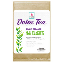 Organic Herbal Detox Tea Slimming Tea Weight Loss Tea (14 day night cleanse tea)