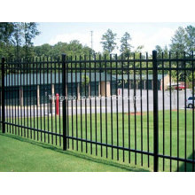 Euro Palisade Fence Wrought Iron Fence Garden Fencing (hpzs10010)