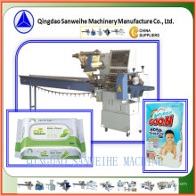 450 Servo-Driving Automatic Forming Filling Sealing Machine