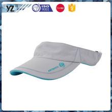 Fabrik Direktverkauf spezielle Design 3d Stickerei Sonnenblende Kappe für Förderung
