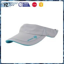 Casquillo de la visera del sol del bordado del diseño 3d de la venta directa de la fábrica para la promoción