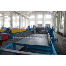 Factory Direct Chain Drive Quality Hydraulic Punching Cable Tray Roll Forming Machine