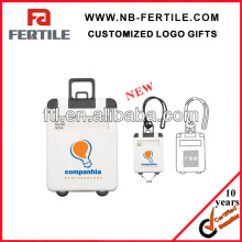 740006 Promotion luggage tag with LOGO print
