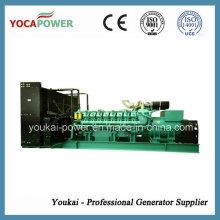 Дизель-генератор мощностью 1300 кВт / 1625 кВА с двигателем Cummins (KTA50-GS8)