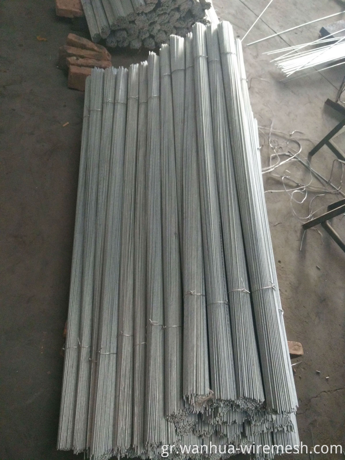 2mm Galvanized Straight Cut Wire (3)