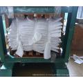 Квадратный молнии вышитые декоративные подушки перо подушки вставить подушки дела