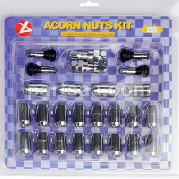 tuner and Allen key nuts kit