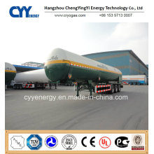 2015 hohe Qualität und niedriger Preis LNG Lox Lin Lar Lco2 Kraftstofflagertankbehälter
