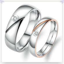 Jewelry Fashion Stainless Steel Lovers Ring (SR585)