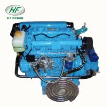HF-490M 4 cilindros 60hp motor de yate