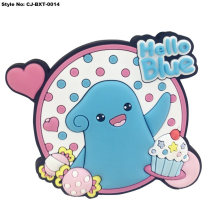 High Quality Cute Cartoon Promotional PVC Fridge Magnet