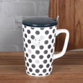 Geometry pattern coffee mug