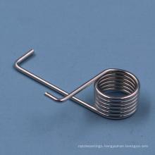 MYD OEM Small Order Quantity Nickel plating Steel Helical Spring