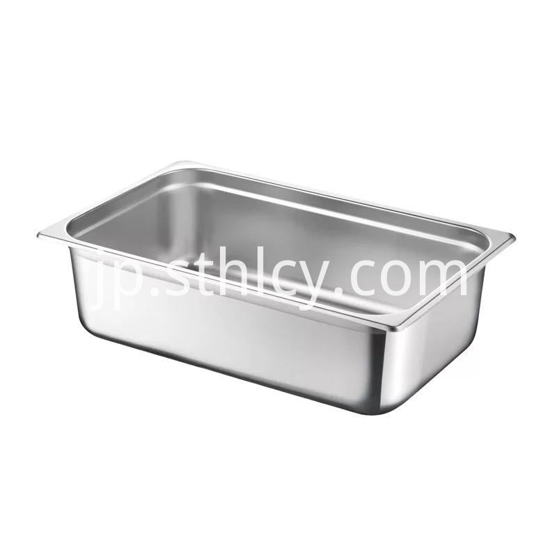 Hotel Buffet Container