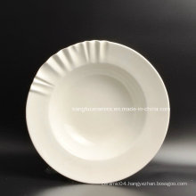 Guangdong Factory Wholesale Ceramic Tableware Plate