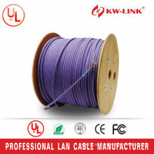 UL cable de cobre LAN, cable estructurado CAT5E