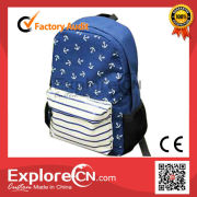 Canvas school bags for college students