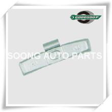 Stahl / Fe-Clip auf Auswuchtgewichte für Stahlrad (LKW) Clip Lücke 5,2 mm