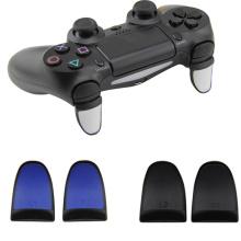 R2 L2 Trigger Boutons Prolongateurs pour Playstation PS4 Pro Slim Contrôleurs Dual Triggers Attachements rallongés pour PS4