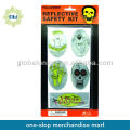 stickers chauve-souris de cricket 4 pieces