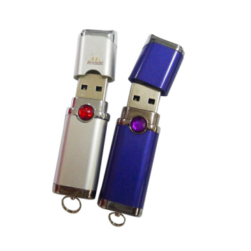 Logo Printed Metal 3.0 USB Stick Wholesale