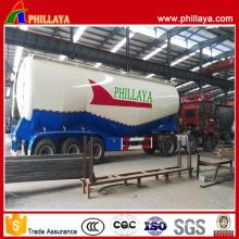 Semi Cement Powder /Flyash/Concrete Bulk Tanker Trailer