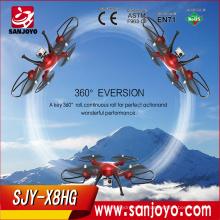 Syma X8HG sin cabeza drone 2.4G 4CH RC Quadcopter con cámara de 8MP HD quadcopter
