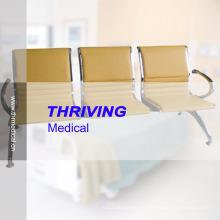 Низкая цена нержавеющей стали Больница ожидания Председатель с подушками (THR-YD1033)