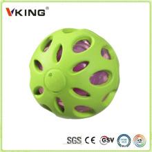 2017 Alibaba Novo Design Cão Brinquedos Squeaky Balls