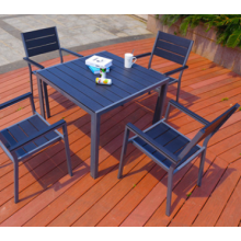 Fireproof WPC Outdoor Furniture