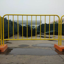 Die neueste Design Metall Protable Crowd Control Barrier