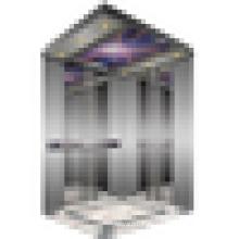 Ascensores y elevadores de pasajeros sin cámara