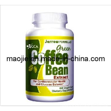 Grain de café vert supplément diététique pour perdre du poids