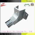 Творческий и многоцелевой алюминиевый сплав Die Casting Металлический разъем для мебели