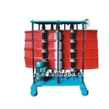 China frente cor chapa de aço arco formando máquina