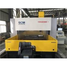 Perceuse CNC à grande vitesse pour plaque d'acier
