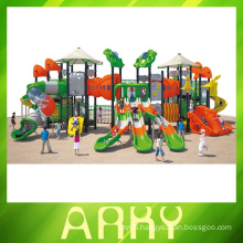 New Design Kindergarten Exterior Play Land Equipment