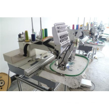 Single Head Embroidery Machine to Make Cloth More Beautiful