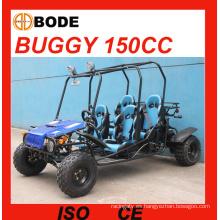 Superior calidad 150cc 4 plazas va Kart con Ce